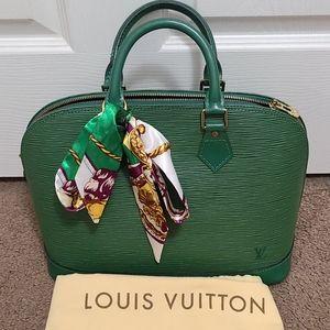 Louis Vuitton Bags - Louis Vuitton Epi Alma PM
